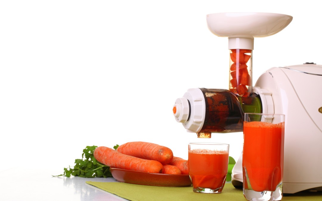 Why you should start juicing, NOW!