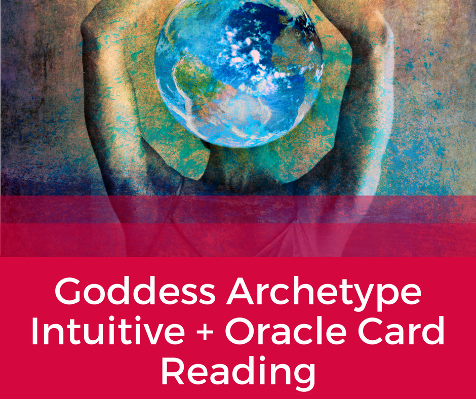 Goddess Archetype | Intuitive Oracle Card Reading
