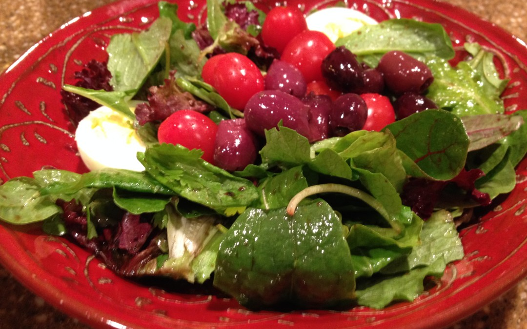 My secrets for a GREAT Salad
