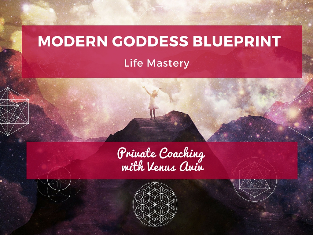 Modern Goddess Blueprint